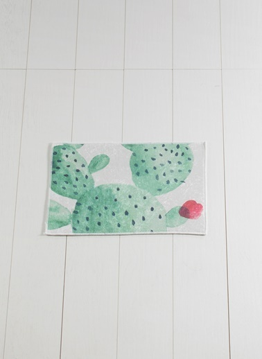 Chilai Home Green Paspas 40x60 Cm Renkli